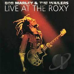 Marley, Bob - Live at the Roxy: The Complete Concert CD Cover Art