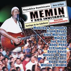 Memin - Y Sus Invitados CD Cover Art