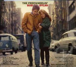 Dylan, Bob - Freewheelin Bob Dylan CD Cover Art