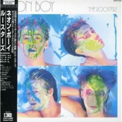 Roosters - Neon Boy CD Cover Art