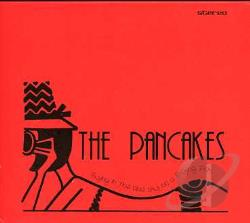 Pancakes - Flying In The Blue Sky CD Cover Art