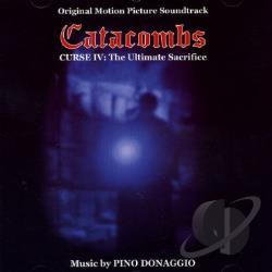 Donaggio, Pino - Catacombs: Curse I CD Cover Art