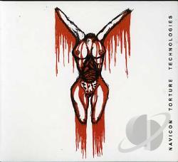 Navicon Torture Technologies - Arrow & The Wound CD Cover Art