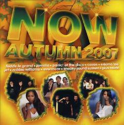 Now - Now Autumn 2007 CD Cover Art