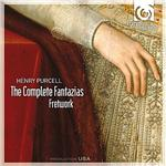 Fretwork / Purcell - Purcell: The Complete Fantazias CD Cover Art