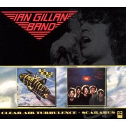 Gillan Band, Ian / Gillan, Ian - Scarabus/Clear Air Turbulence CD Cover Art
