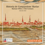 Amarcord - Historia de Compassione Mariae: Marian Office, 15th Century CD Cover Art