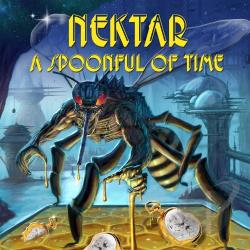 Nektar - Spoonful of Time CD Cover Art