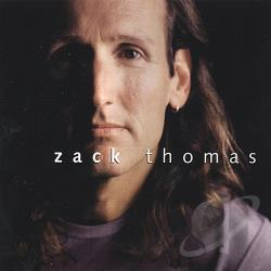 Thomas, Zack - Zack Thomas CD Cover Art