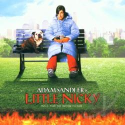 Live - Little Nicky CD Cover Art