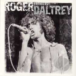 Daltrey, Roger - Anthology CD Cover Art