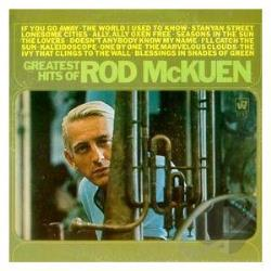 Mckuen, Rod - Greatest Hits Vol. 1 CD Cover Art
