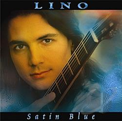 Lino - Satin Blue CD Cover Art