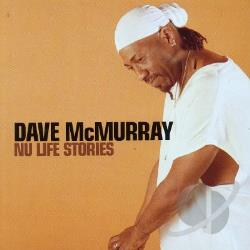 McMurray, David - Nu Life Stories CD Cover Art
