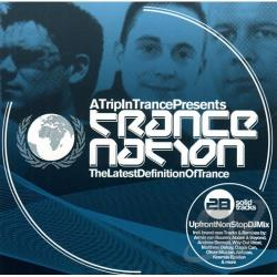Trance Nation: Latest Definition of Trance CD Cover Art