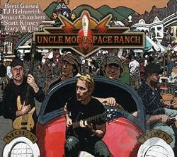 Uncle Moe's Space Ranch - Moe's Town CD Cover Art