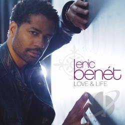Benet, Eric - Love & Life CD Cover Art