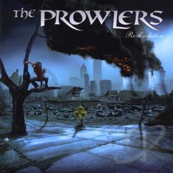Prowlers - Re-Evolution CD Cover Art