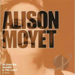 Moyet, Alison - Collection CD Cover Art