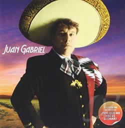 Gabriel, Juan - Juan Gabriel CD Cover Art
