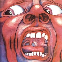 King Crimson - In the Court of the Crimson King LP Cover Art