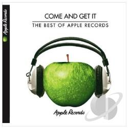 Come and Get It: The Best of Apple Records CD Cover Art