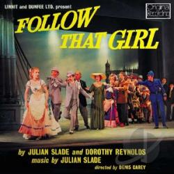 Follow That Girl CD Cover Art