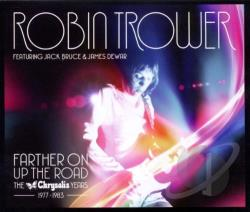 Trower, Robin - Farther On Up the Road: The Chrysalis Years (1977-1983) CD Cover Art