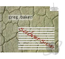 Baker, Greg - Subversion CD Cover Art