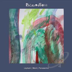 Leykam, Roman - Boundless CD Cover Art