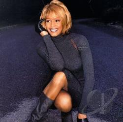 Houston, Whitney - My Love Is Your Love CD Cover Art