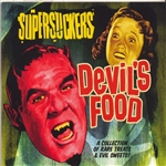 Supersuckers - Devil's Food: A Collection of Rare Treats & Evil Sweets! CD Cover Art