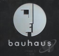 Bauhaus - Instant Live: Riviera Theatre - Chicago, Il, 11/9/05 CD Cover Art