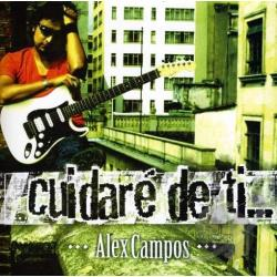 Campos, Alex - Cuidare De Ti CD Cover Art
