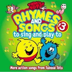 Tumble Tots Fun Adventures DVD