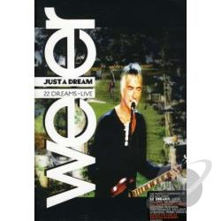 Weller, Paul - Just a Dream CD Cover Art