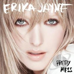 Jayne, Erika - Pretty Mess CD Cover Art