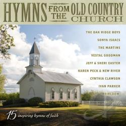 Hymns from the Old Country Church CD Cover Art