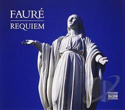 Beckley / Faure / Summerly - Faure: Requiem; Messe basse; Cantique de Jean Racine CD Cover Art