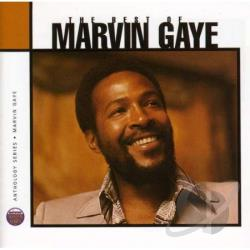 Gaye, Marvin - Anthology CD Cover Art