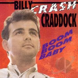 Craddock, Billy Crash - Boom Boom Baby CD Cover Art