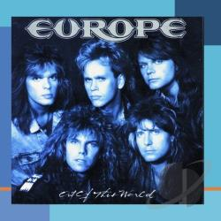 Europe - Out of This World CD Cover Art