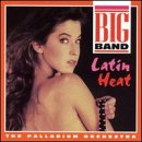 Palladium Orchestra - Big Band Latin Heat CD Cover Art