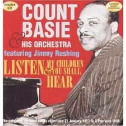 Basie, Count - Listen My Children You Shall Hear CD Cover Art