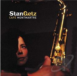 Getz, Stan - Cafe Montmartre CD Cover Art