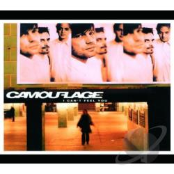 Camouflage - I Can't Feel You DS Cover Art