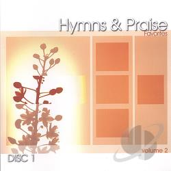 John St.John - 50 Hymns and Praise Favorites, Vol. 2 CD Cover Art