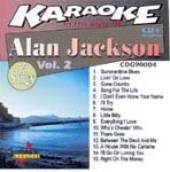 Jackson, Alan - Alan Jackson - Vol. 2 CD Cover Art