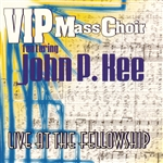 Kee, John P. - Live At The Fellowship CD Cover Art