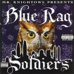 Knightowl - Blue Rag Soldiers CD Cover Art